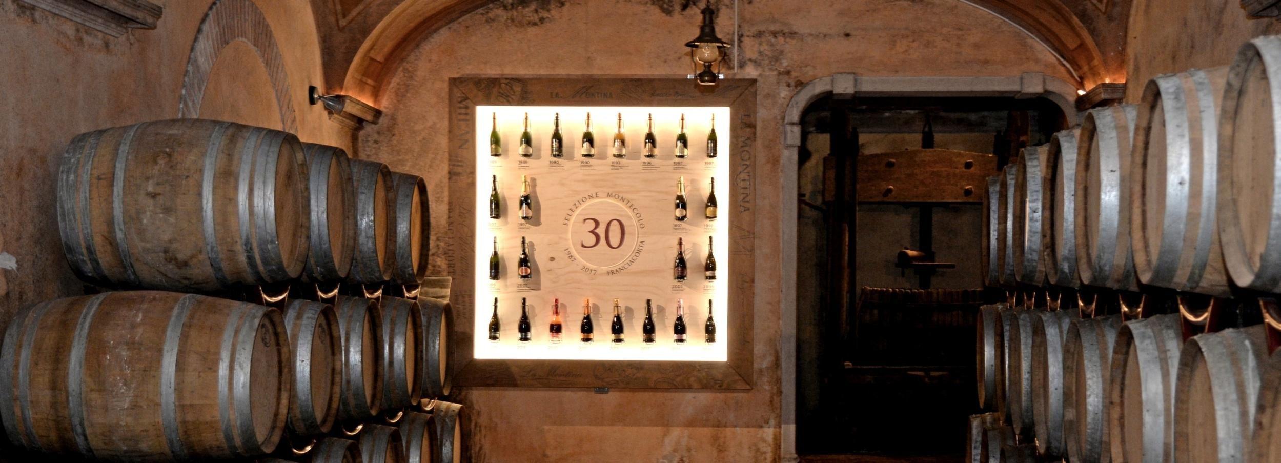 Franciacorta: tour del vino ed esperienza di degustazione