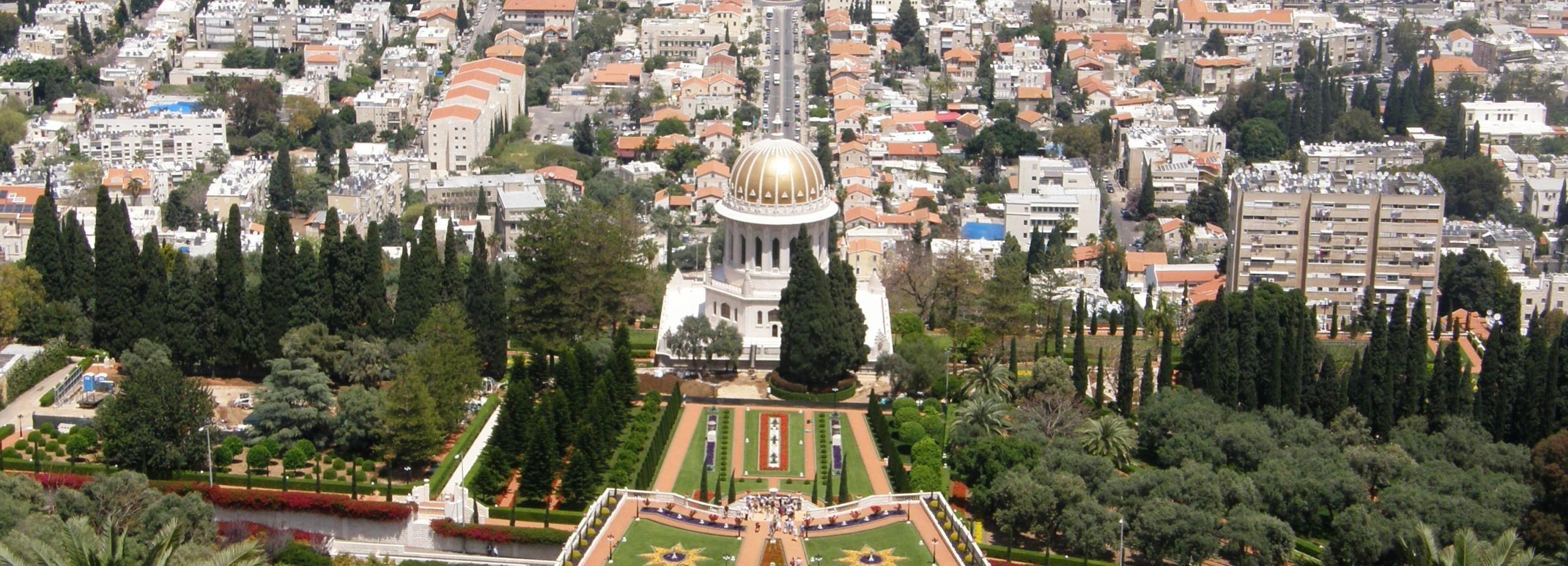 Tour privato di un'intera giornata a Cesarea, Haifa e Rosh Hanikra