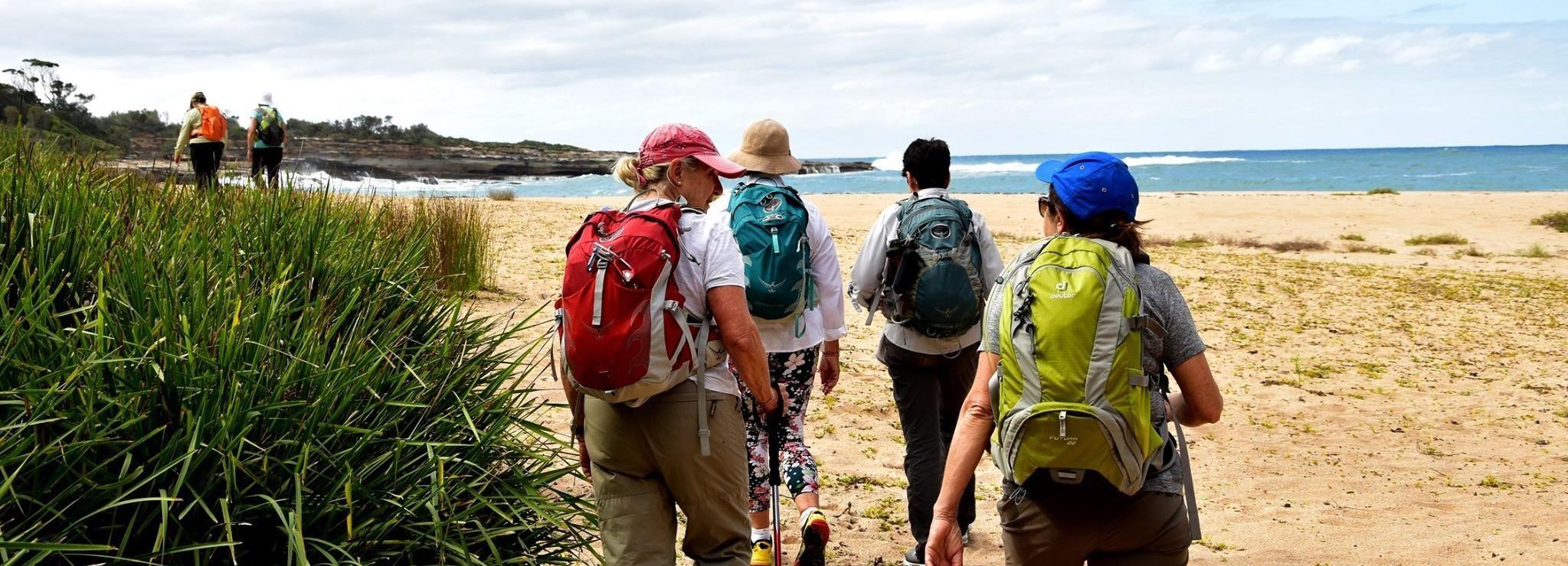 From Sydney: 5-Day Murramarang Coast Walk