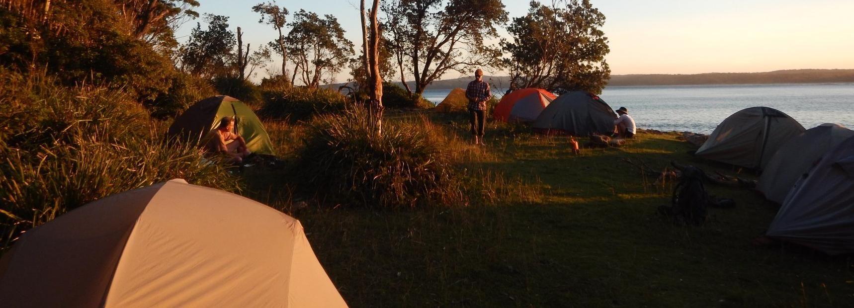 Batemans Bay: 2-Day Kayaking and Camping Adventure