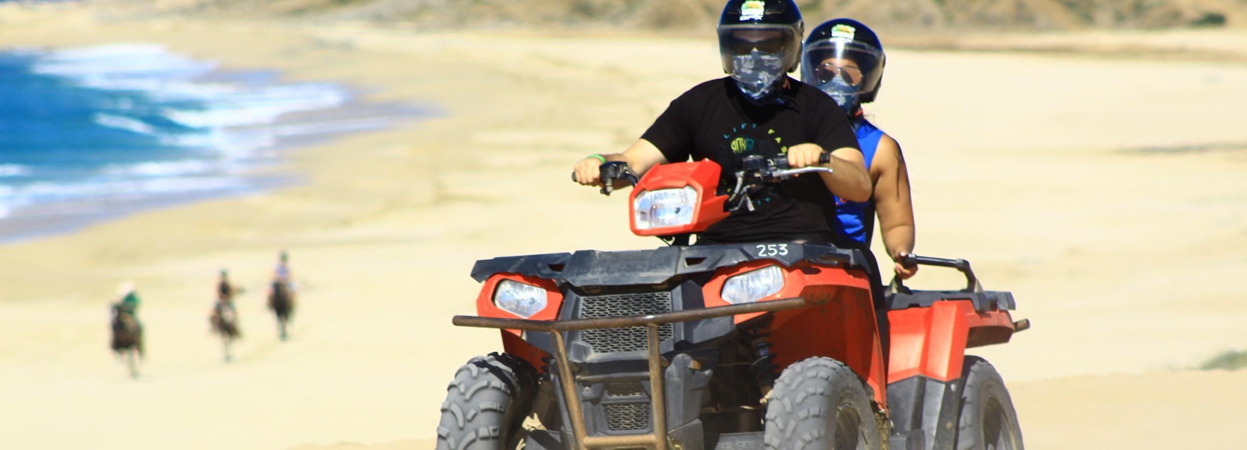 Los Cabos: Migrino Beach ATV Adventure