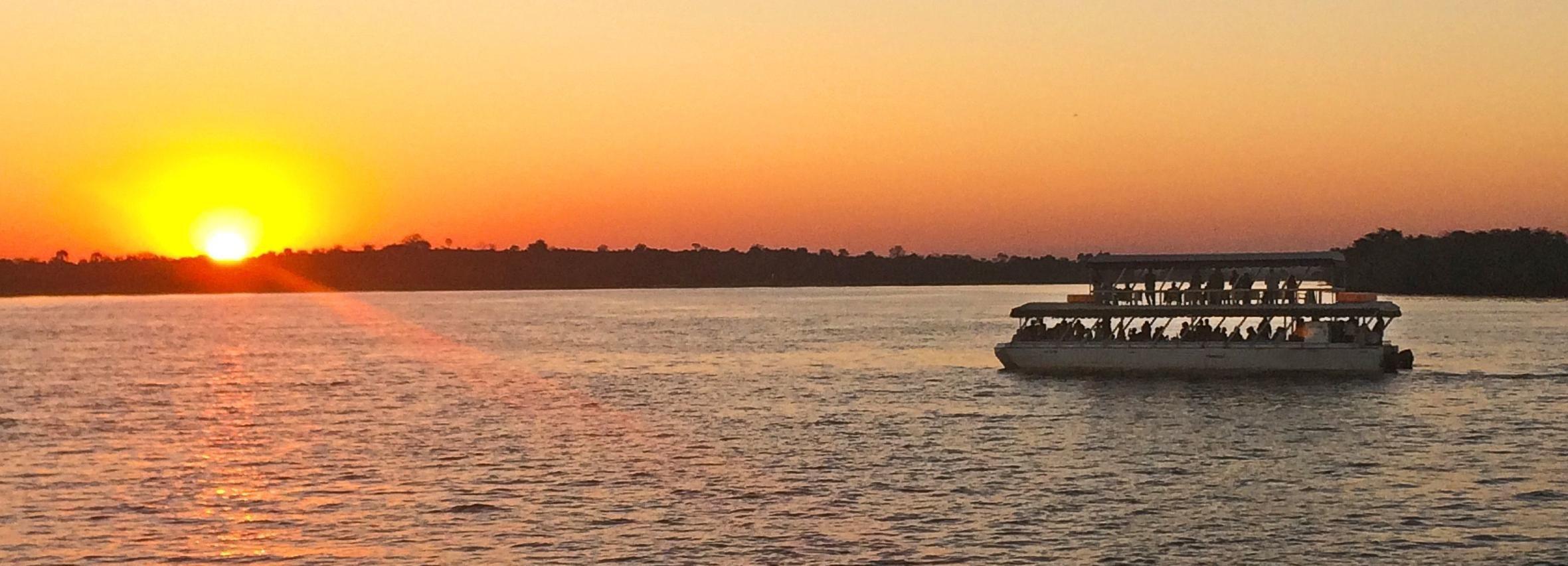 Victoria Falls: Sunrise to Sunset Safari Experience