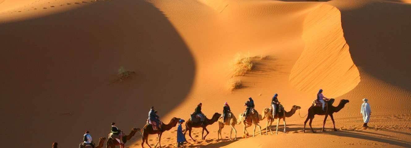 Da Marrakech a Merzouga: tour di 3 giorni nel deserto