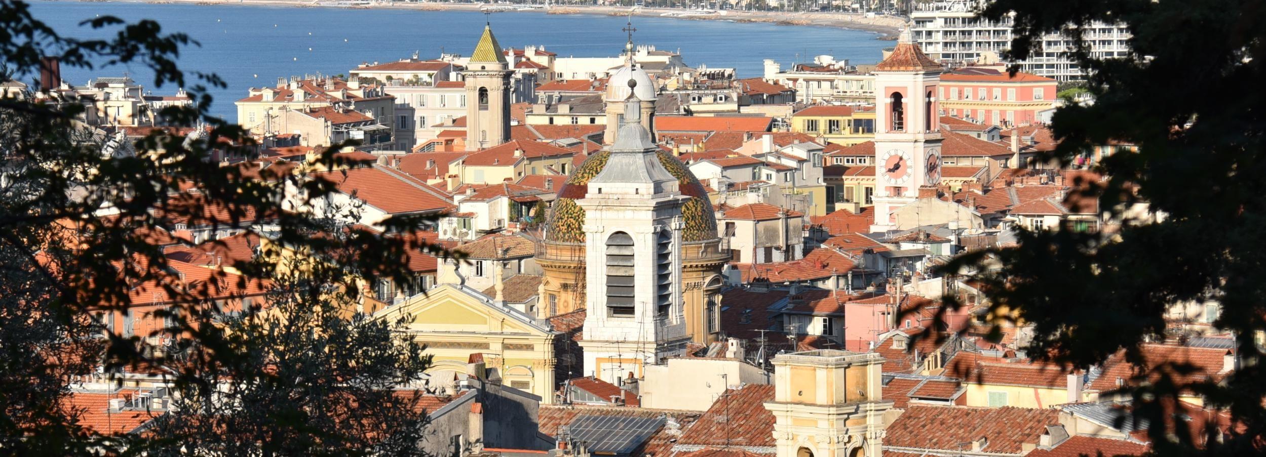 De Cannes: excursion d'une journée à Nice, Èze, Monaco et Monte-Carlo