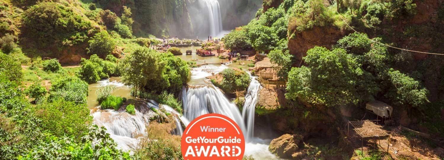 Marrakech: Ouzoud Waterfalls Day Trip & Optional Boat Ride