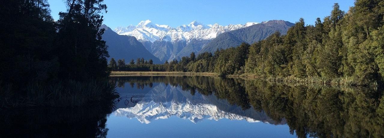 Franz Josef: Half-Day Nature Tour to Lake Matheson