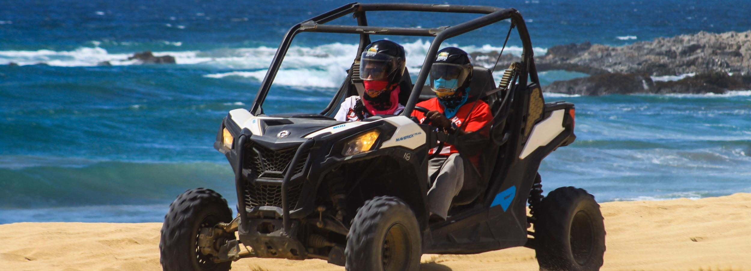 Los Cabos: 2-Hour Side-by-Side UTV Adventure
