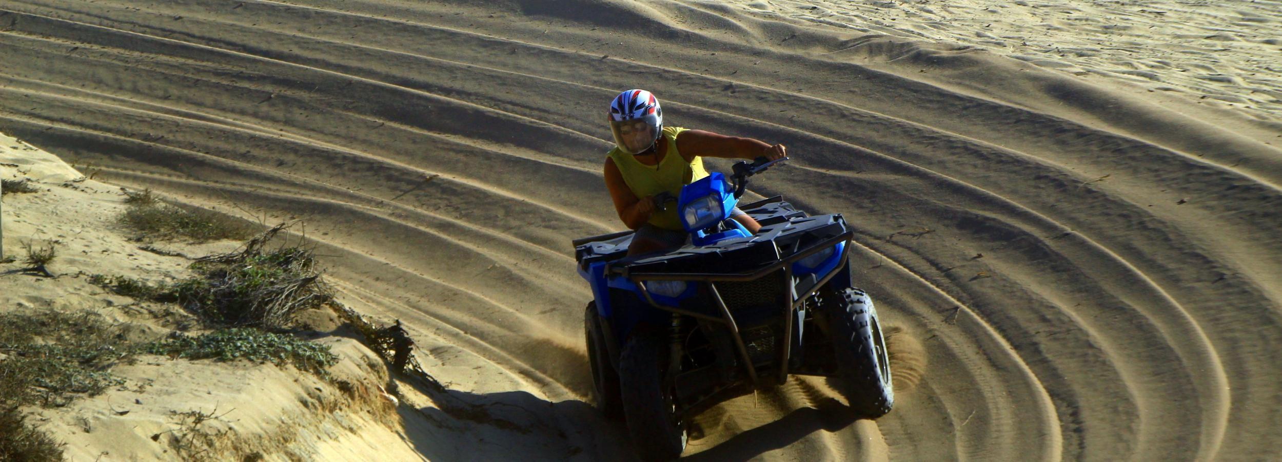 Los Cabos: Beach & Dunes ATV Adventure