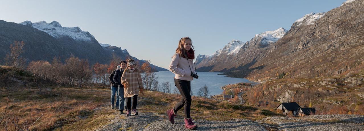From Tromsø: Small-Group 4x4 Arctic Roadtrip