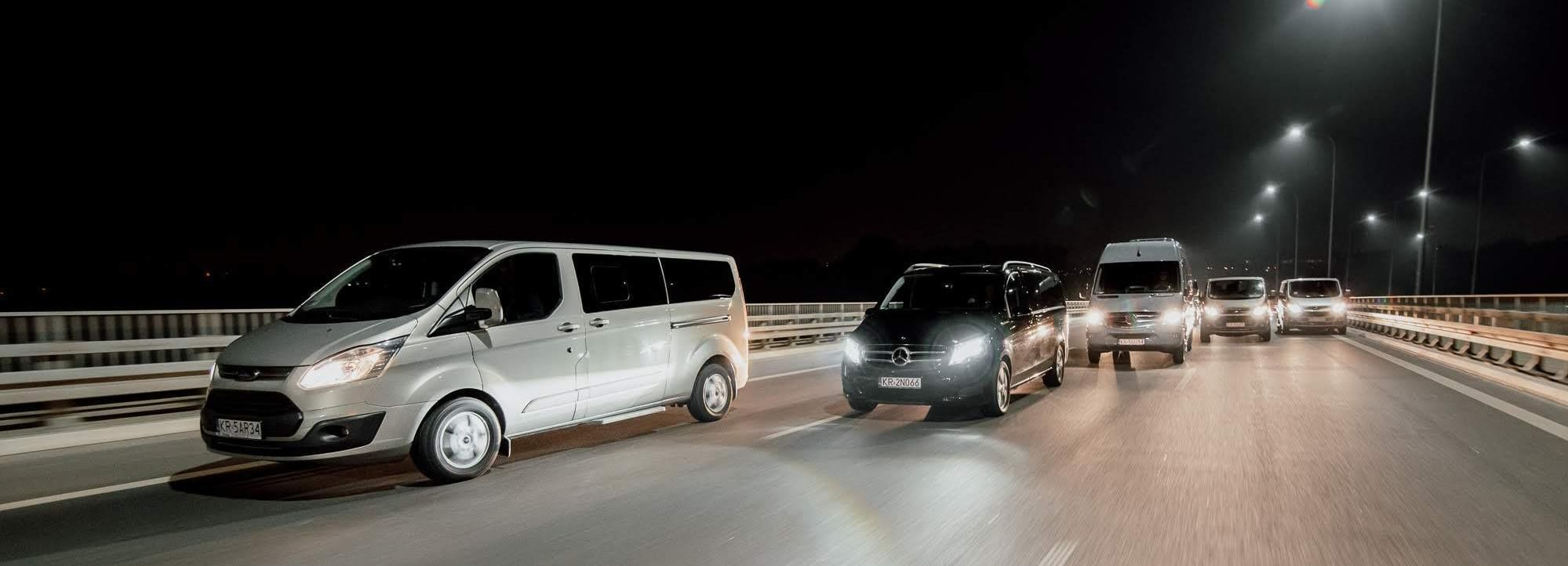 Katowice Airport: Private Transfer to or from Krakow