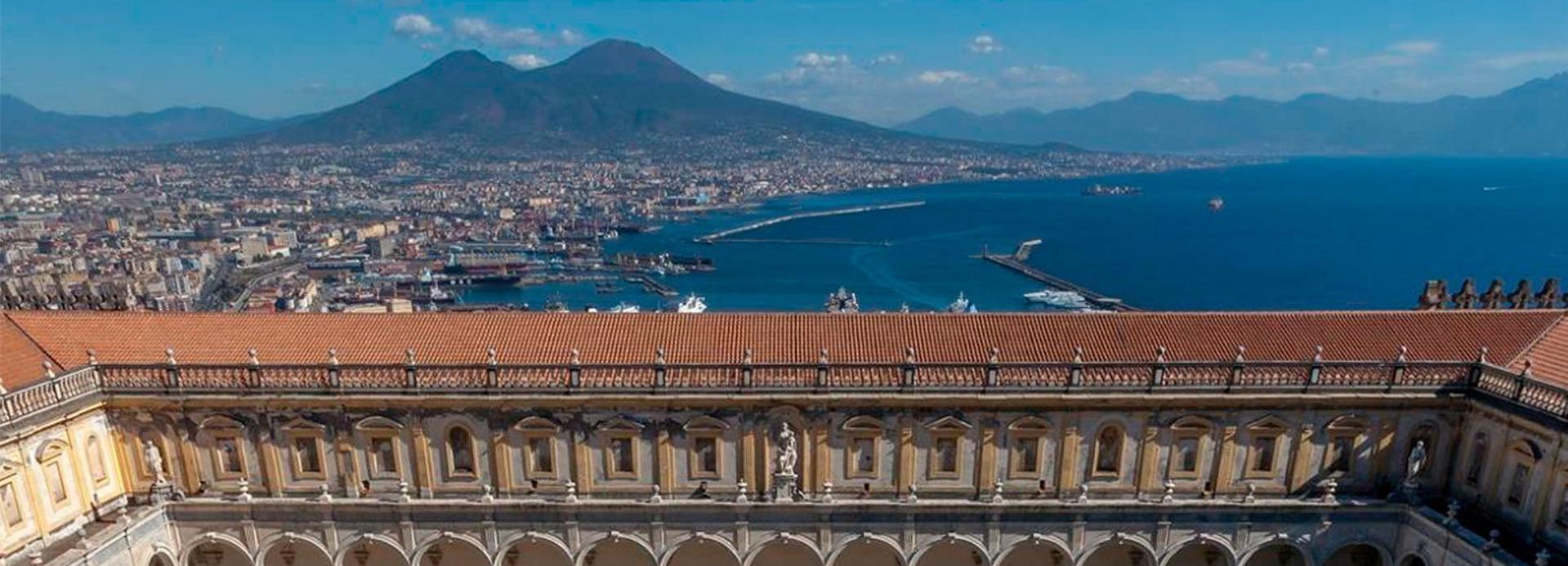 Naples: visite de San Martino avec un guide historien de l'art
