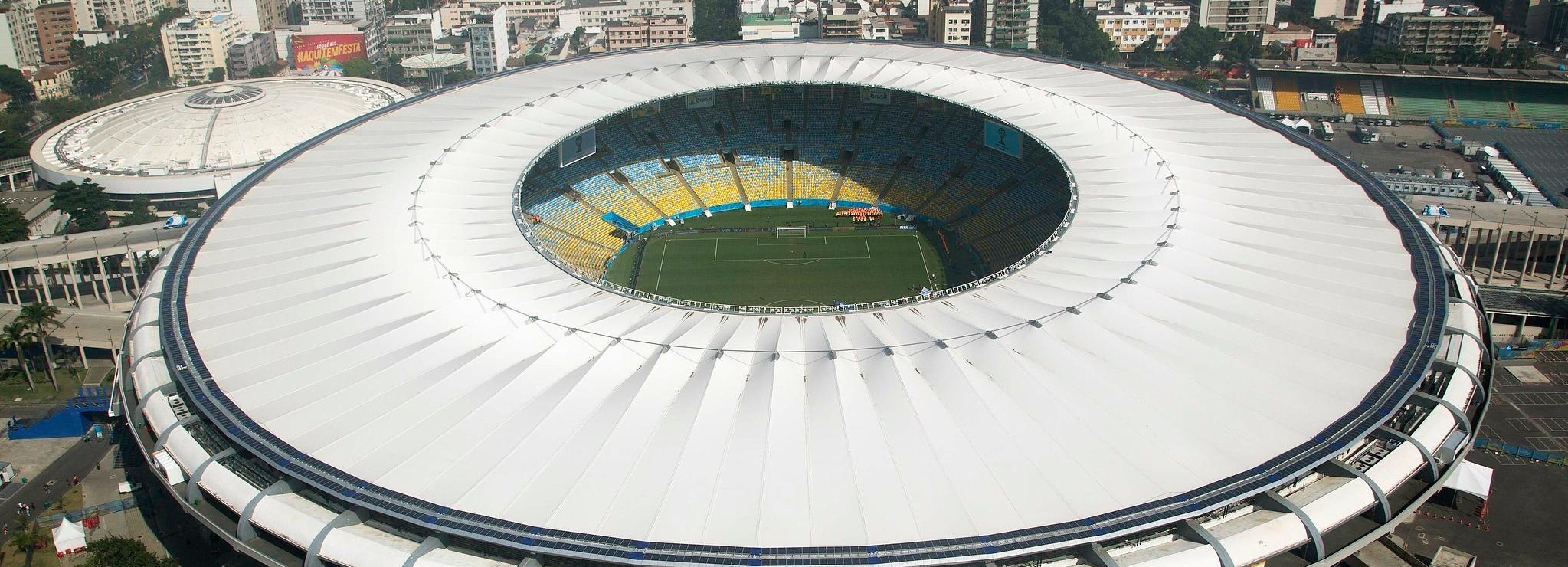 Rio de Janeiro: Maracanã & Flamengo Fußballtour