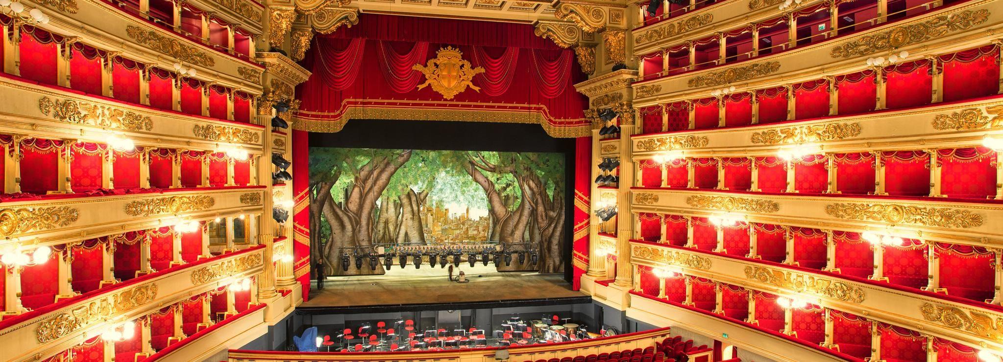 Milano: esperienza guidata al Teatro La Scala