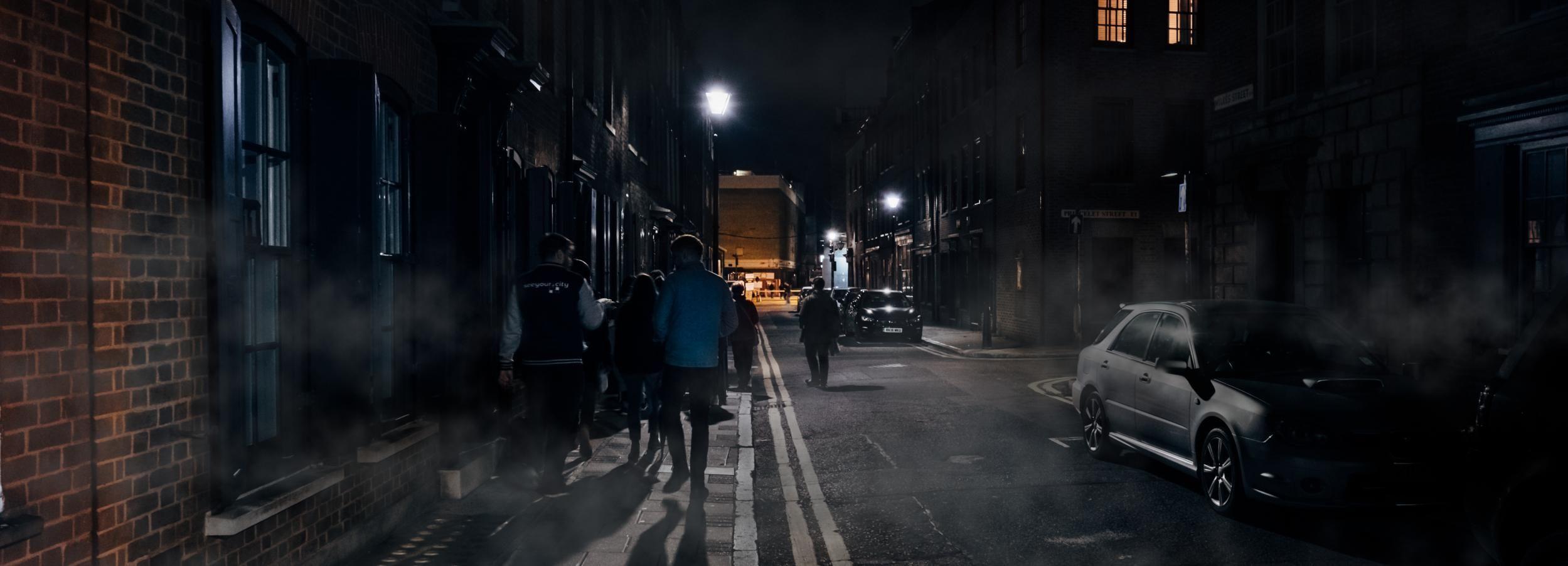 Online ervaring: Jack the Ripper Murder Mystery
