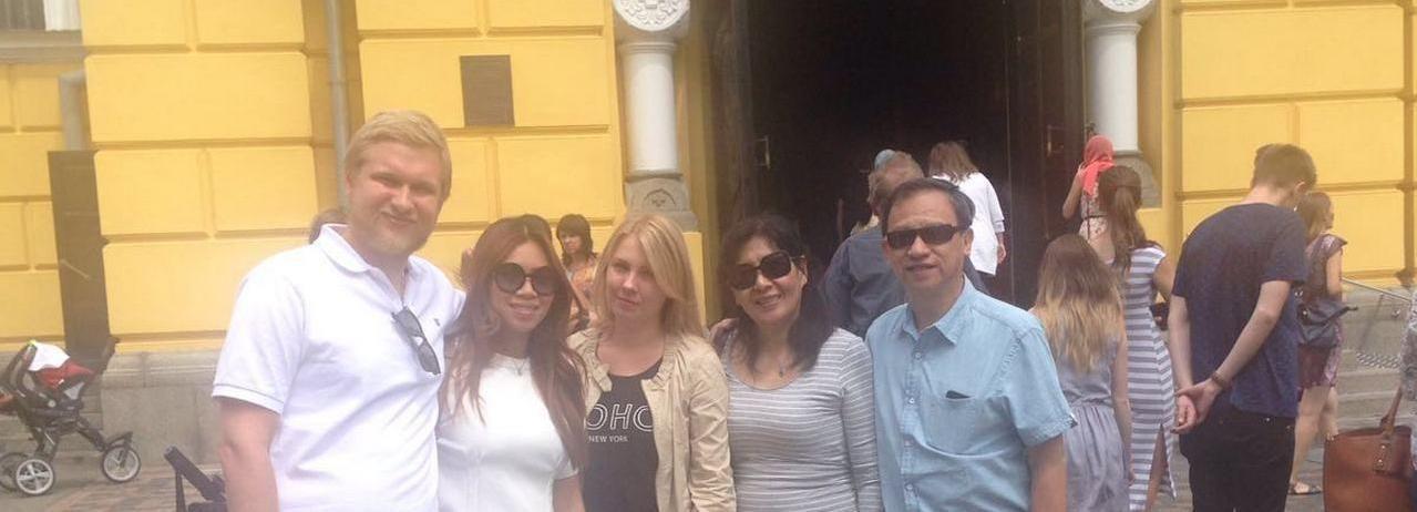 Kiev: Kleine groep hoogtepunten van de stadstour