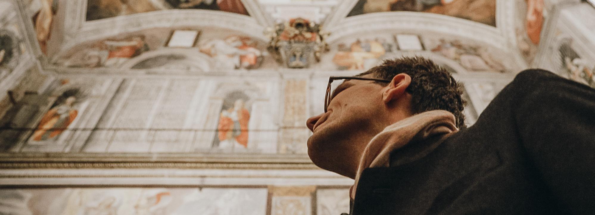 Rome: Sistine Chapel & Michelangelo Virtual Tour with Guide