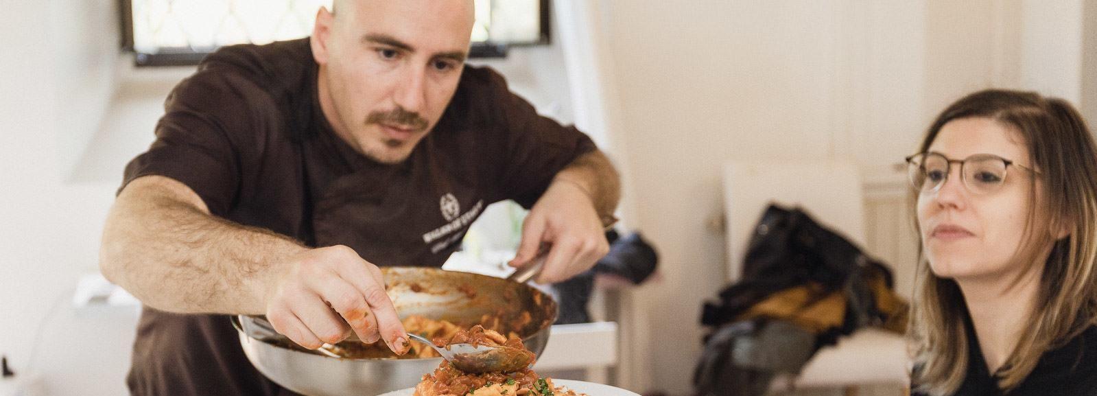 Roma: Virtual Pasta Making Class