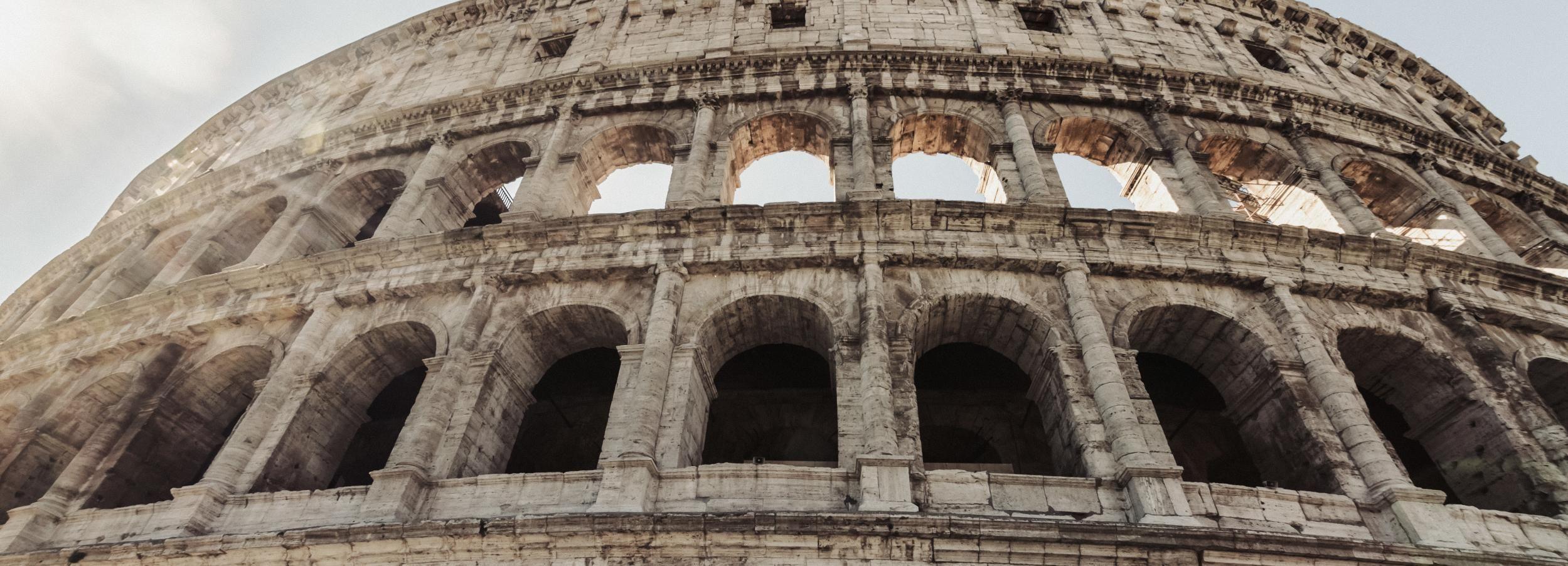 Roma: tour virtuale Colosseo e gladiatori