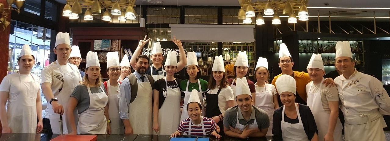 Istanbul: Türkischer Kochkurs