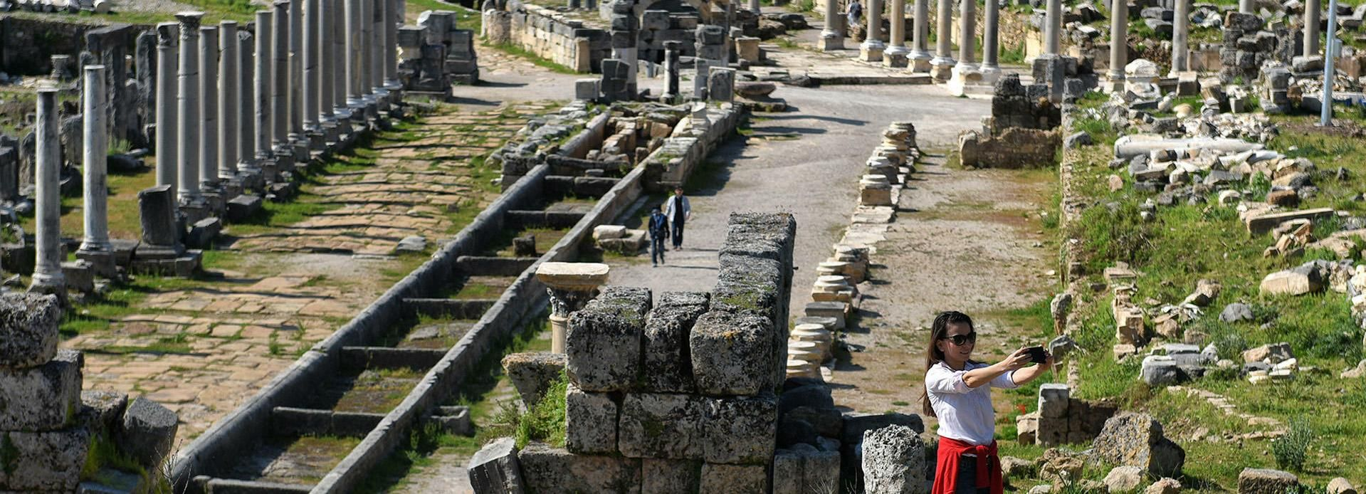 Perge, Aspendos & Side Full-Day Tour from Antalya