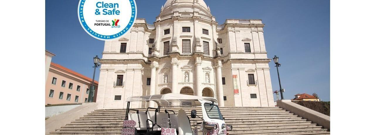 Lisboa típica - Tour Tuk Tuk