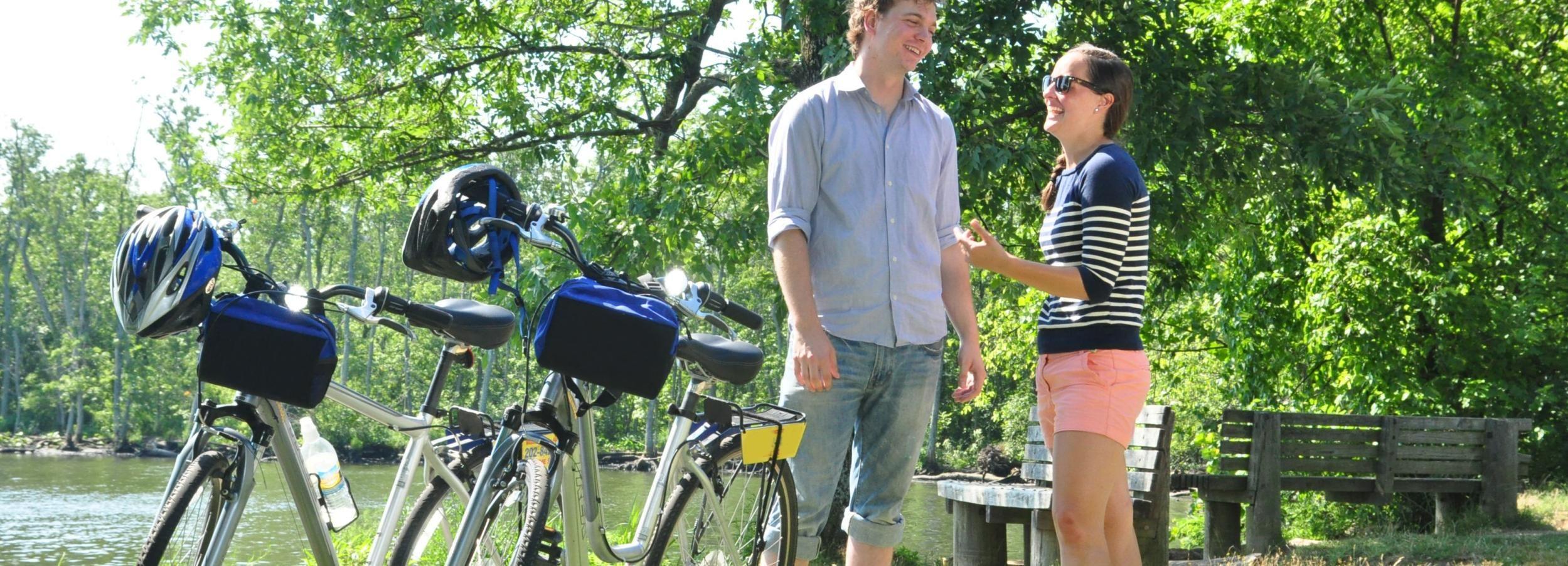 Alexandria, VA: Full-Day Electric Bike Rental