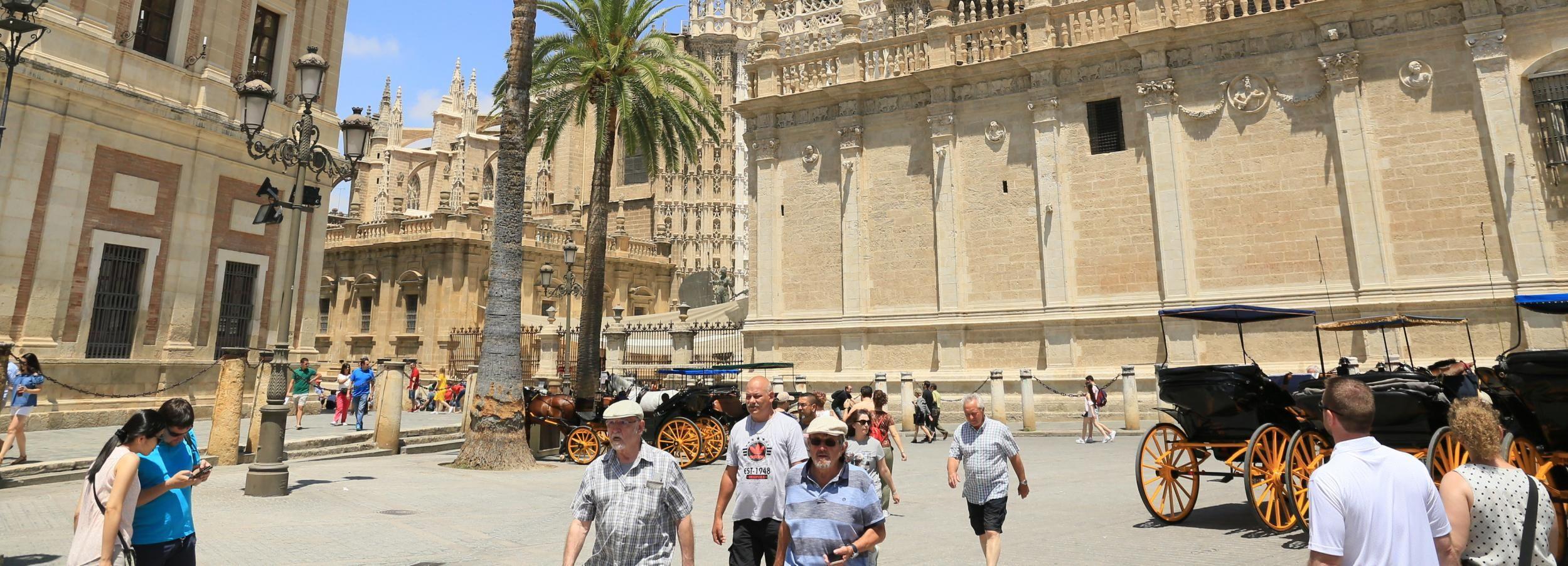 Sevilla: Stadtrundgang