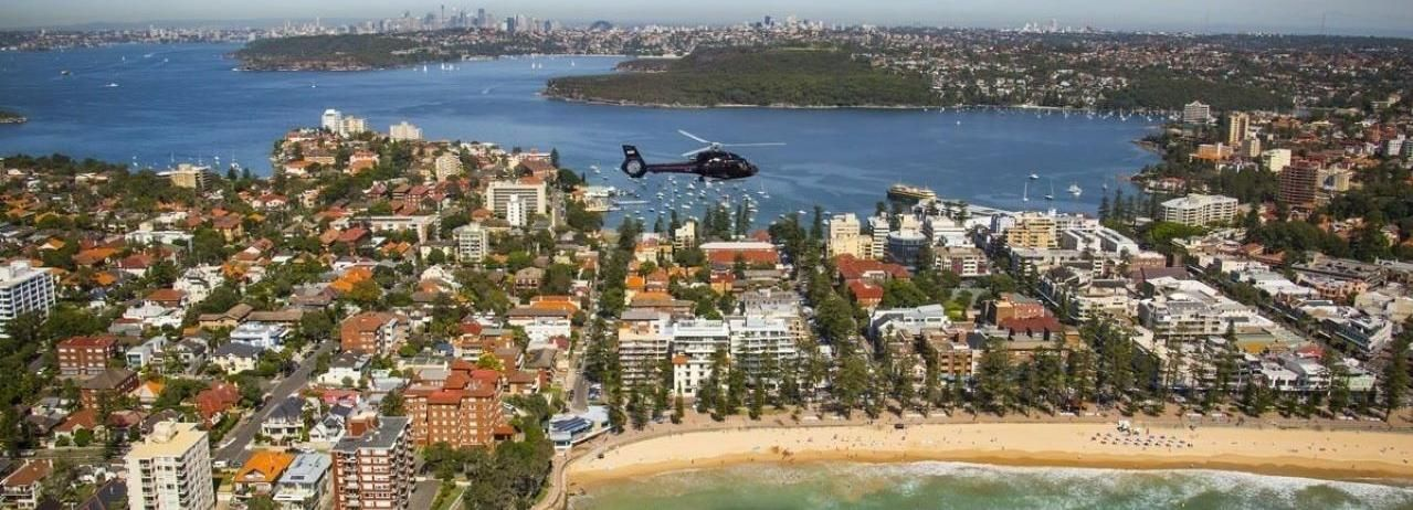 From Sydney: Grand Scenic Helicopter Tour