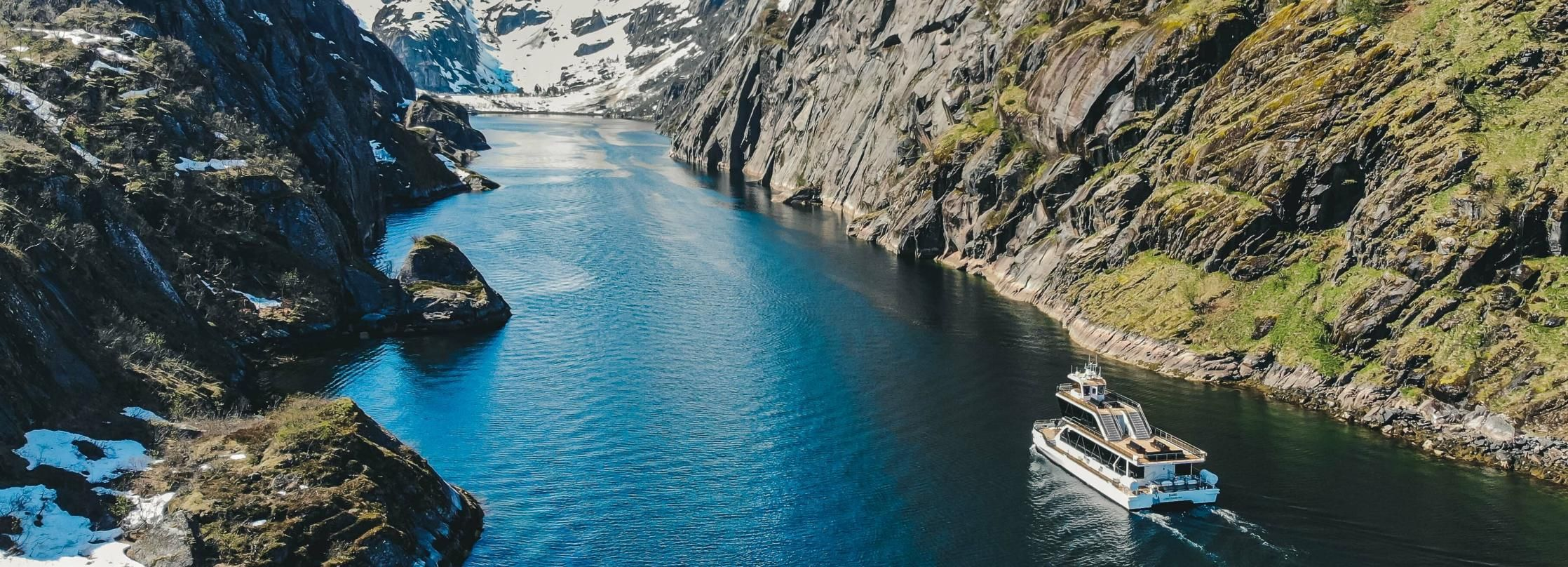Lofoten Islands: Trollfjord Cruise By Silent Electric Ship