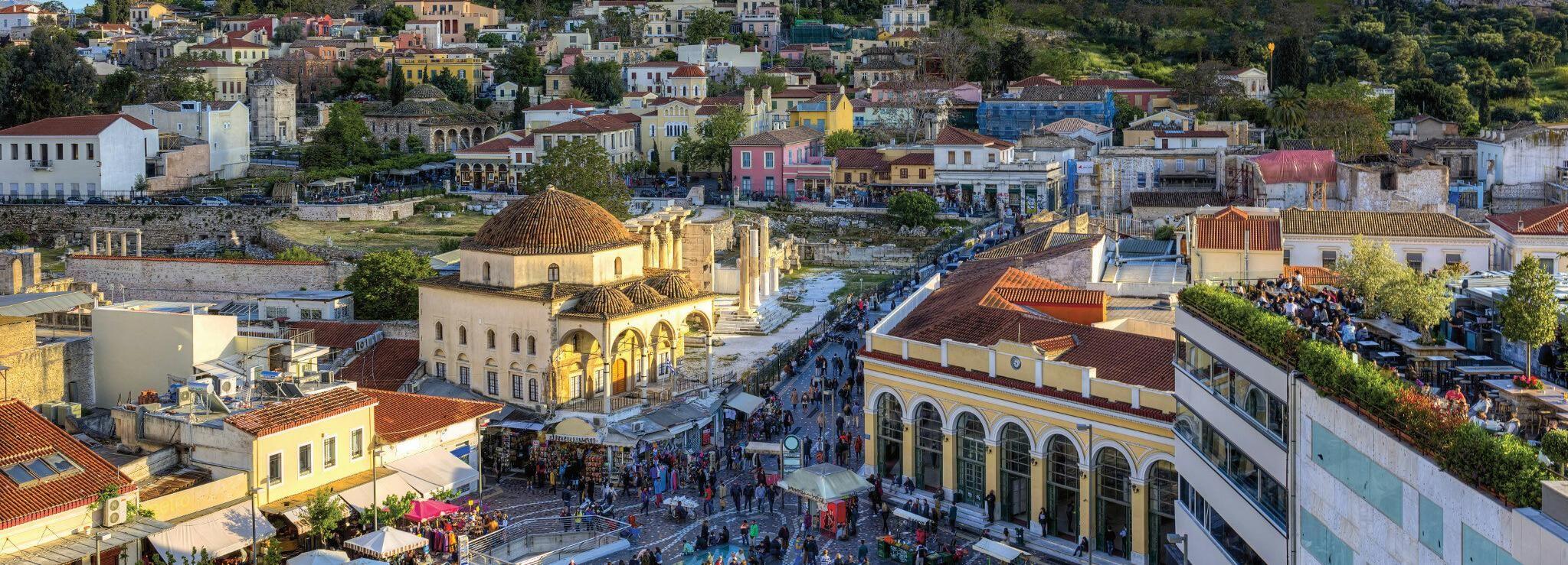 Atenas y Acrópolis: tour a pie de 3 horas