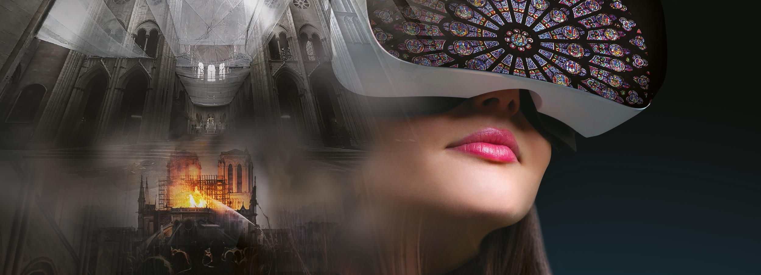 Parijs: Notre Dame Virtual Reality Experience
