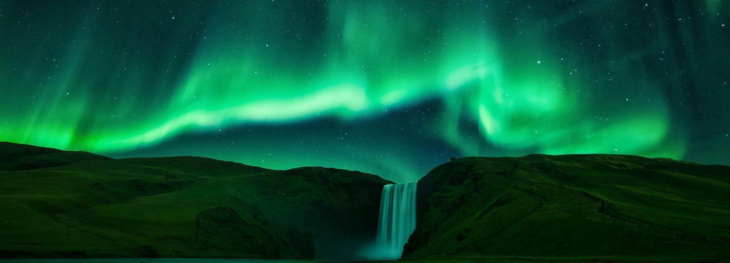 Ab Reykjavik: 3-stündige Tour zu Polarlichtern & Nordstern