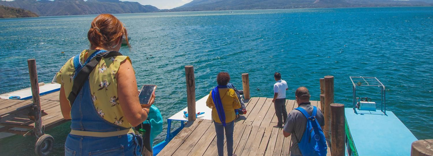 Lake Atitlan Full-Day Tour from Guatemala City