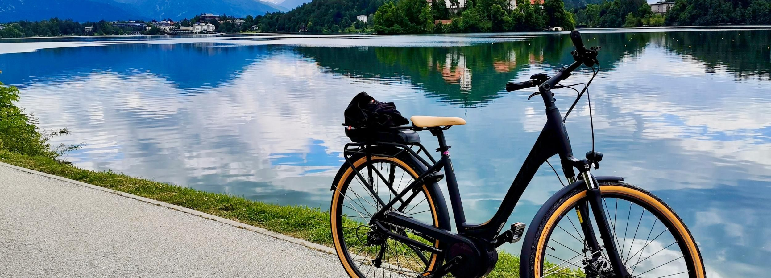 Bled: e-Bike Rental