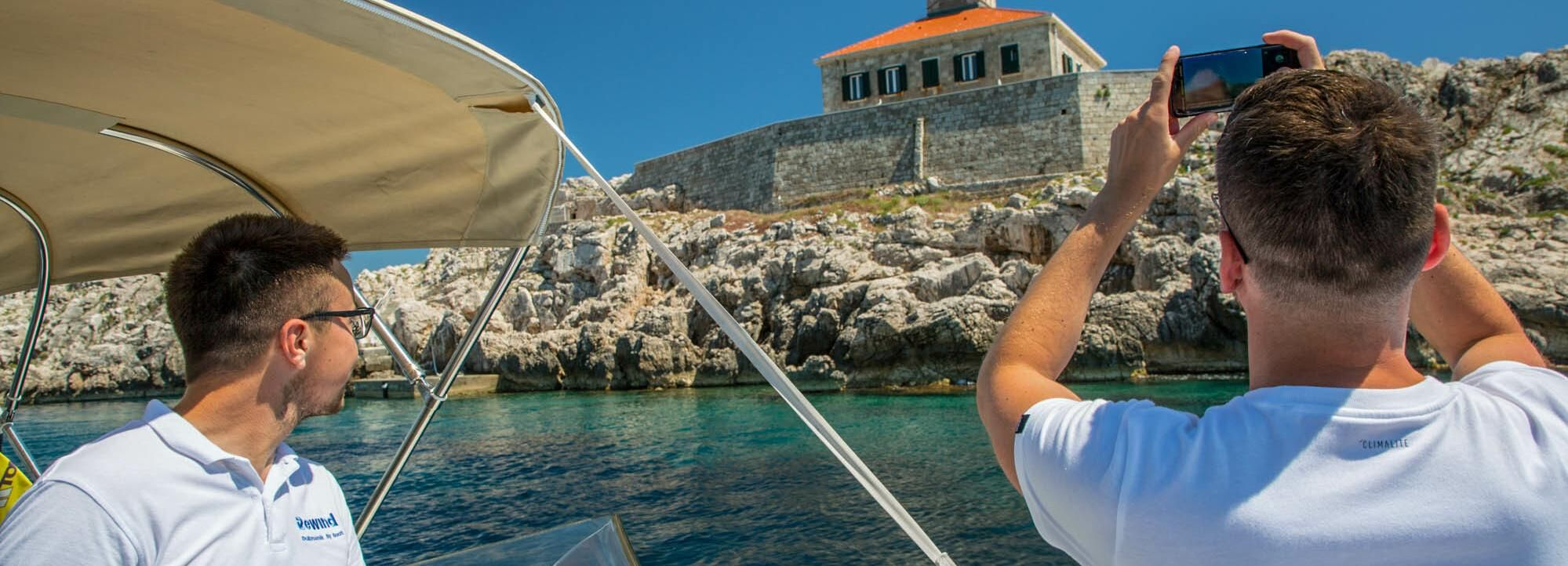 Dubrovnik: Private Full-Day Instagram Boat Tour