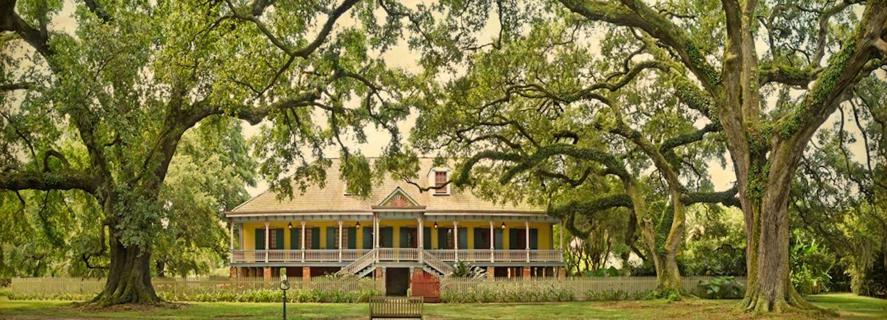 Plantación de Luisiana País Excursión de mediodía