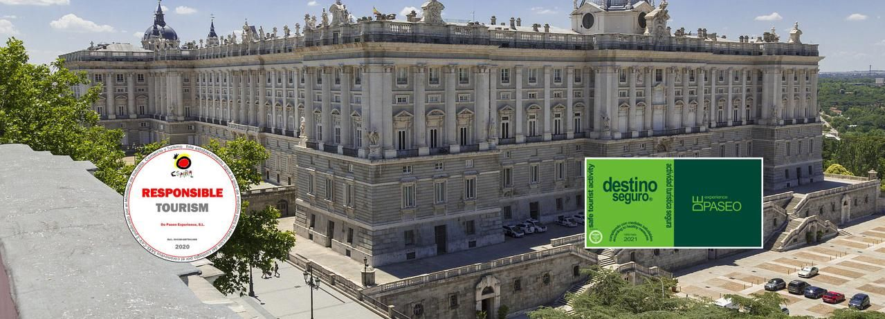 Madrid: Guided Visit to the Royal Palace
