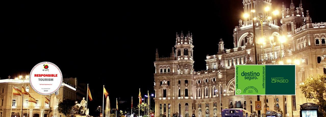 Madrid Sunset Walking Tour and Flamenco Show