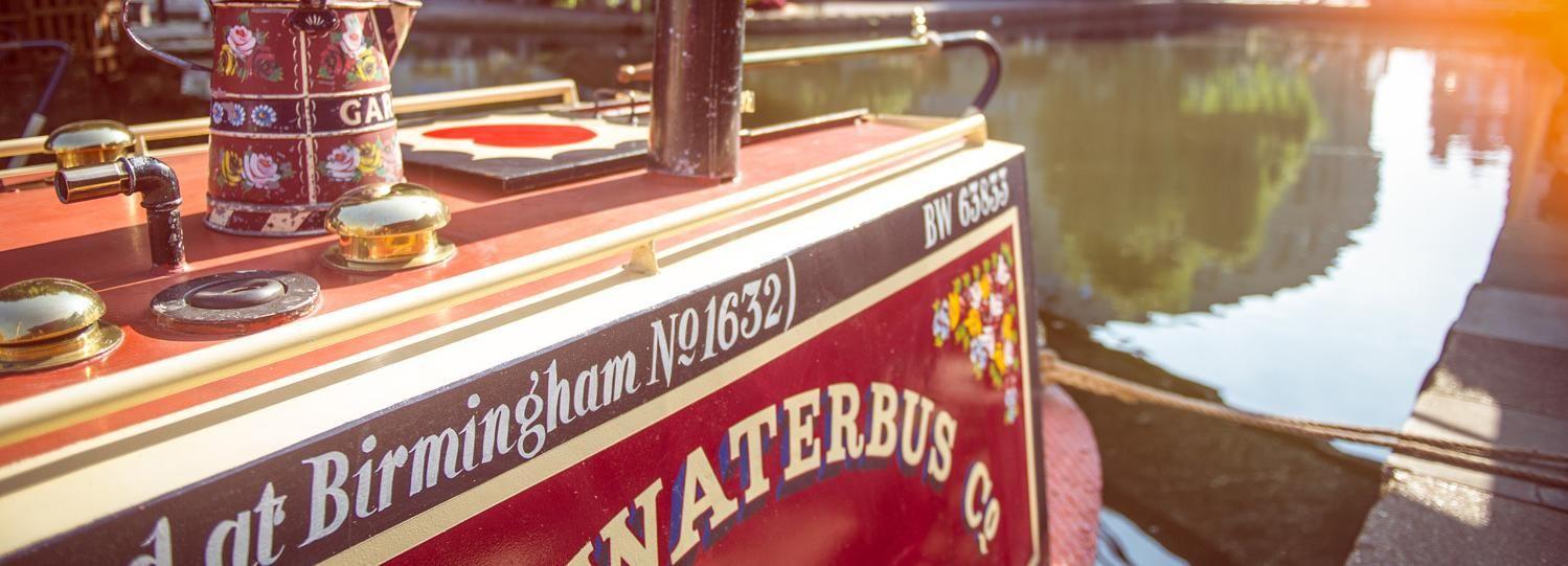 Londra: Regent's Canal Waterbus Little Venice e Camden Lock