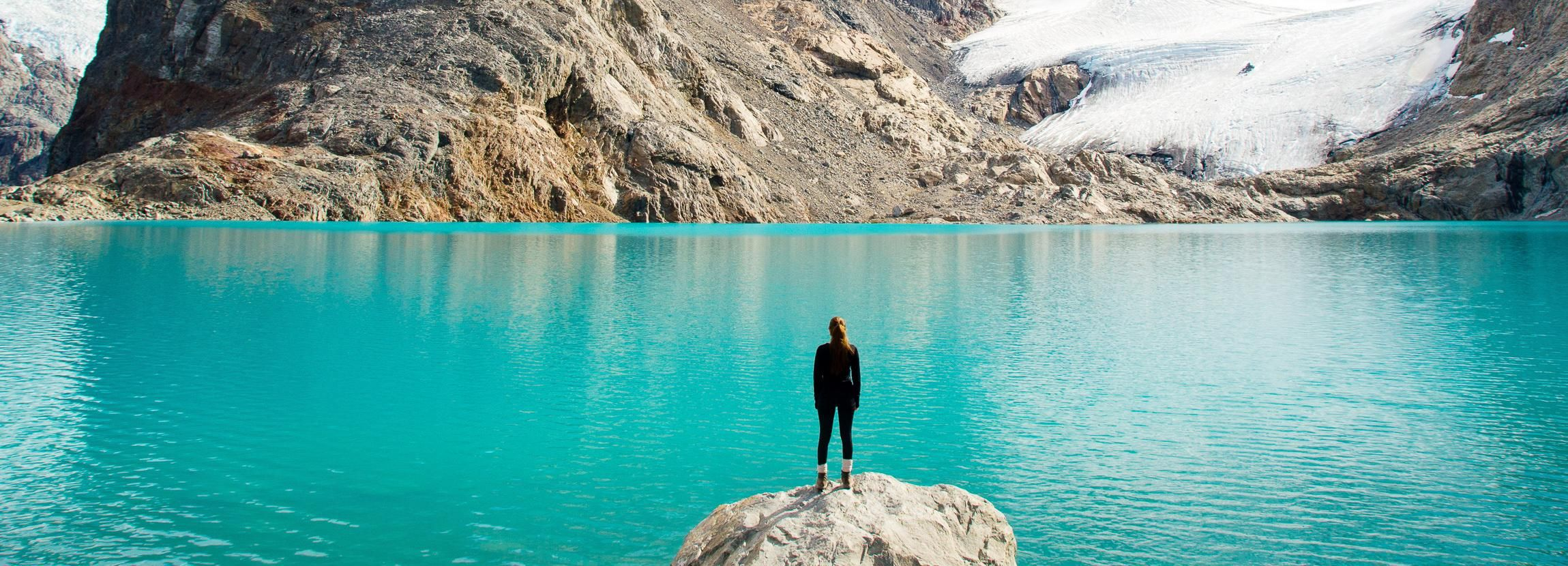 El Chalten / Calafate: tour guidato di trekking della Laguna de los Tres