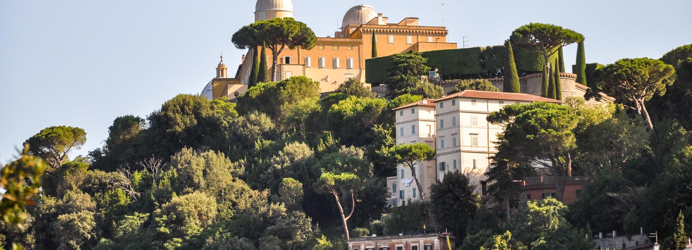 Rome: Half-Day Trip to Pope's Summer Residence