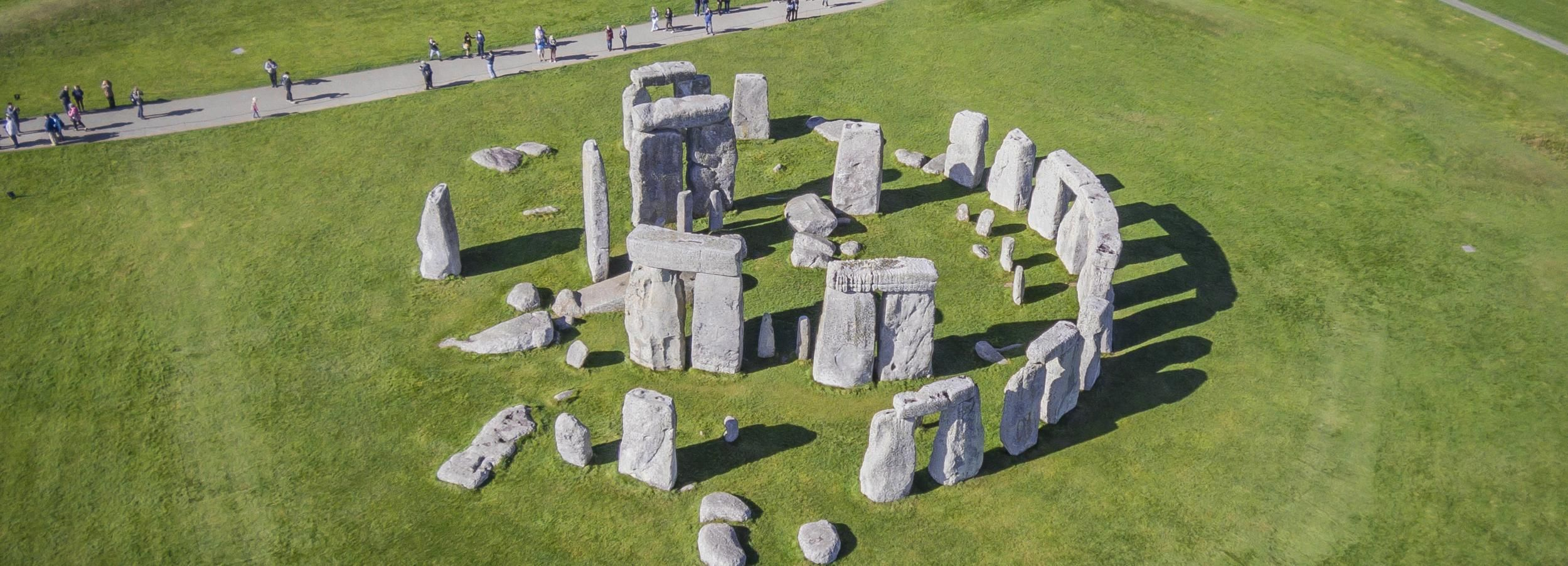 Descubre Windsor, Bath, Stonehenge y Salisbury