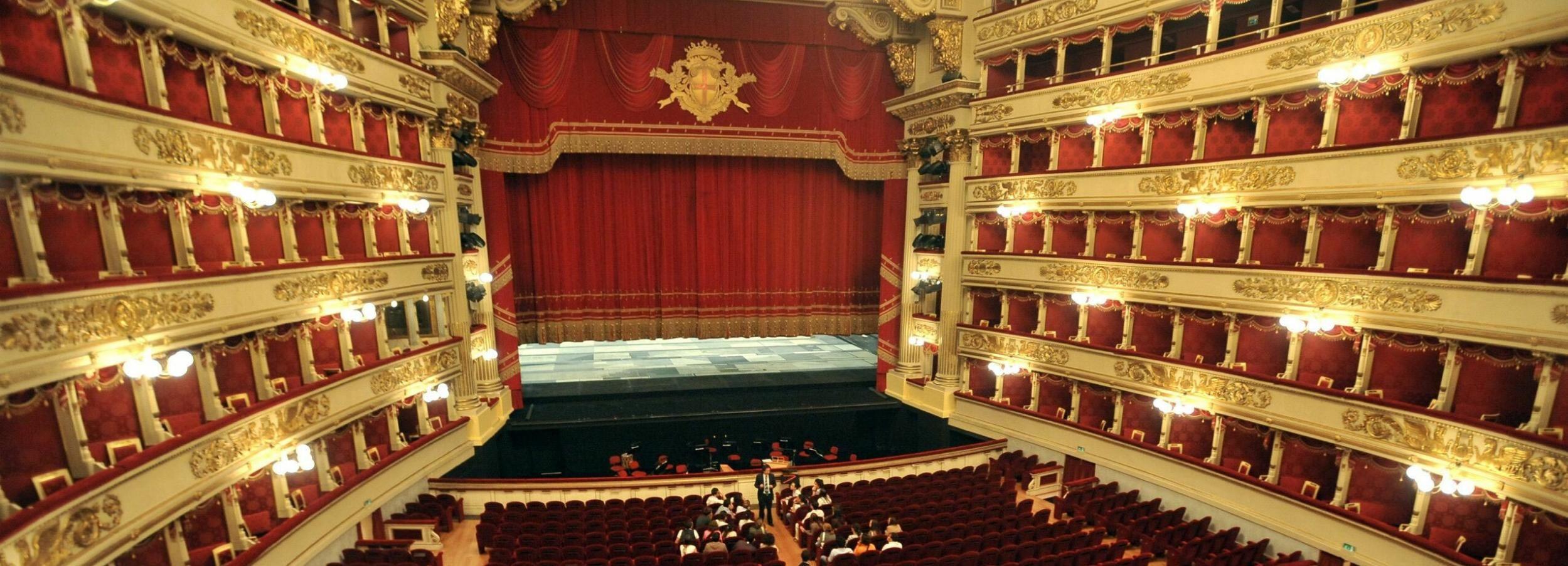 Милан: экскурсия в музей и театр Ла Скала