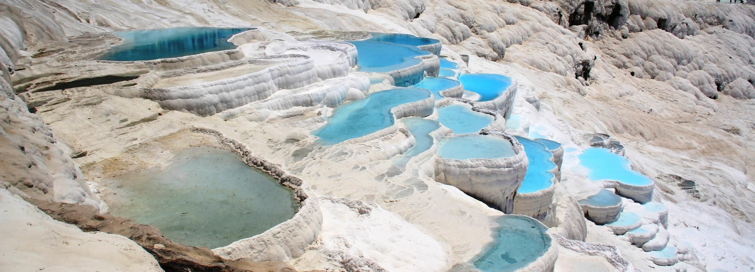 Antalya: Full-Day Pamukkale and Hierapolis Tour & Lunch