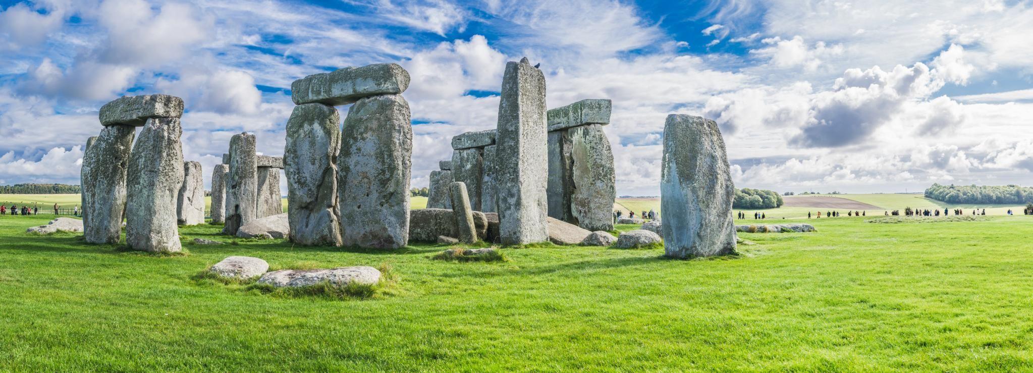 Descubre Stonehenge, Windsor y Oxford