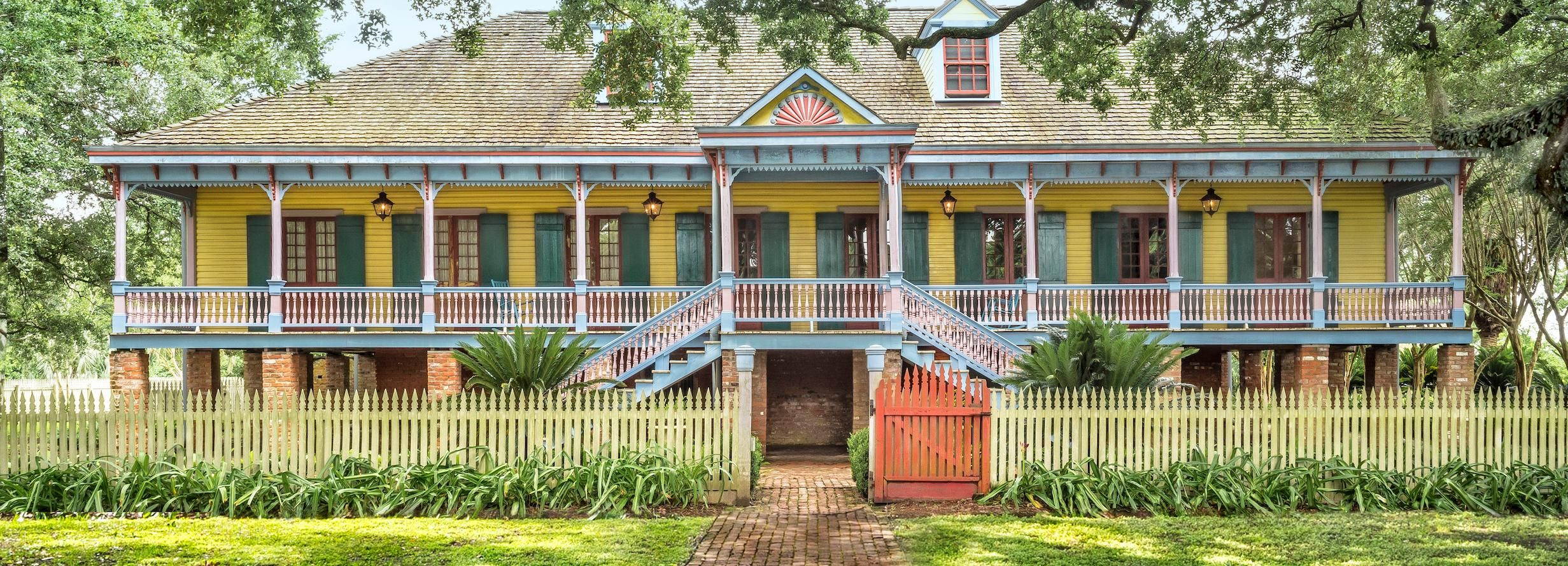 Nueva Orleans: visita guiada a la plantación criolla de Laura