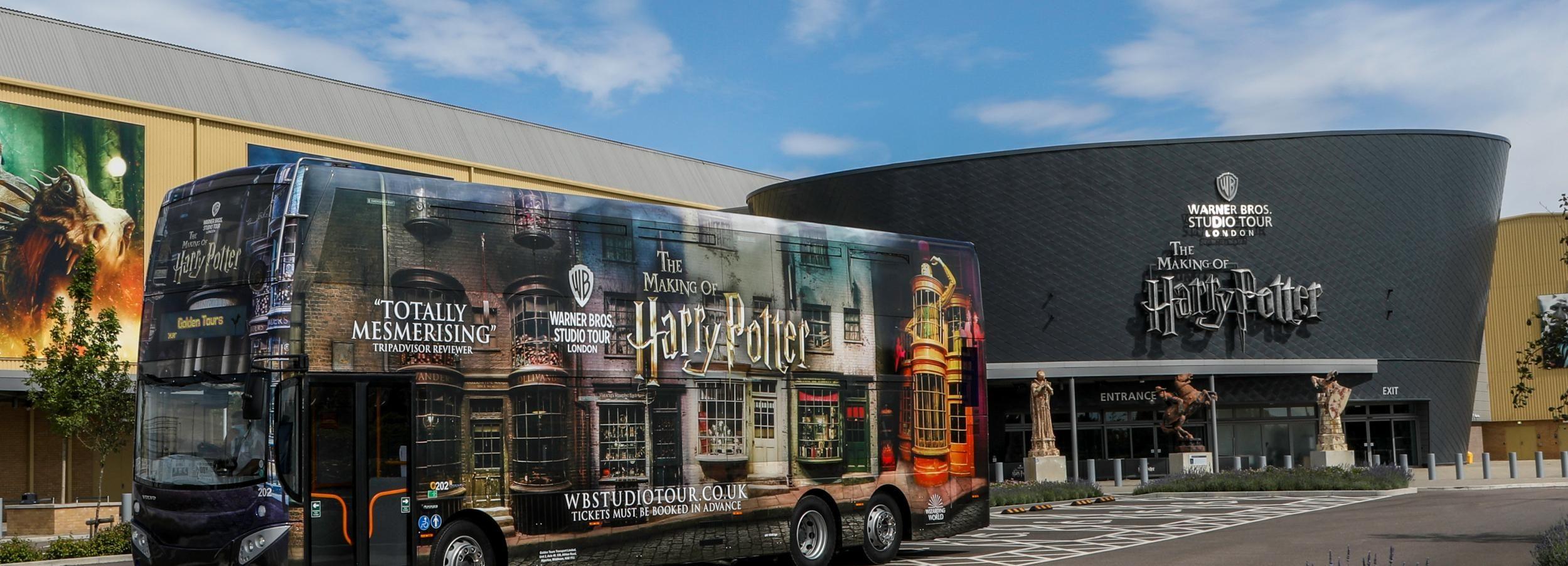 Londres: Harry Potter en estudios Warner Bros y traslados