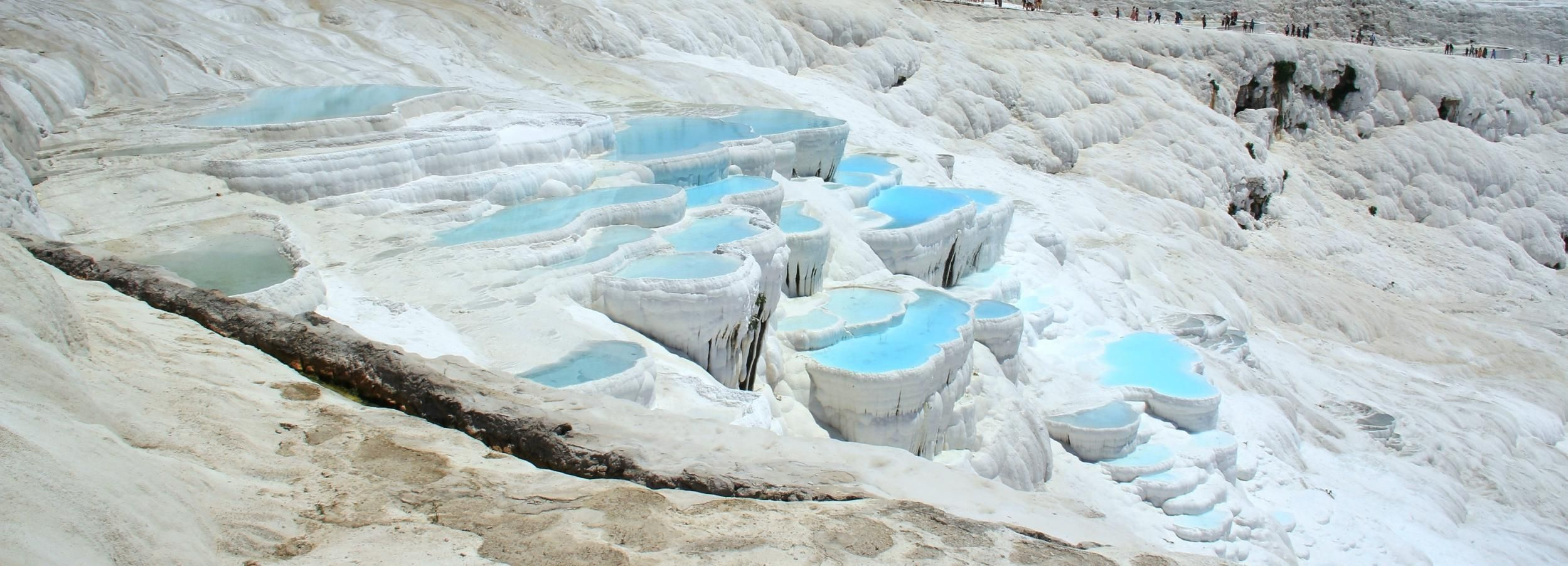 Antalya: Private Ancient Pamukkale and Hierapolis Tour