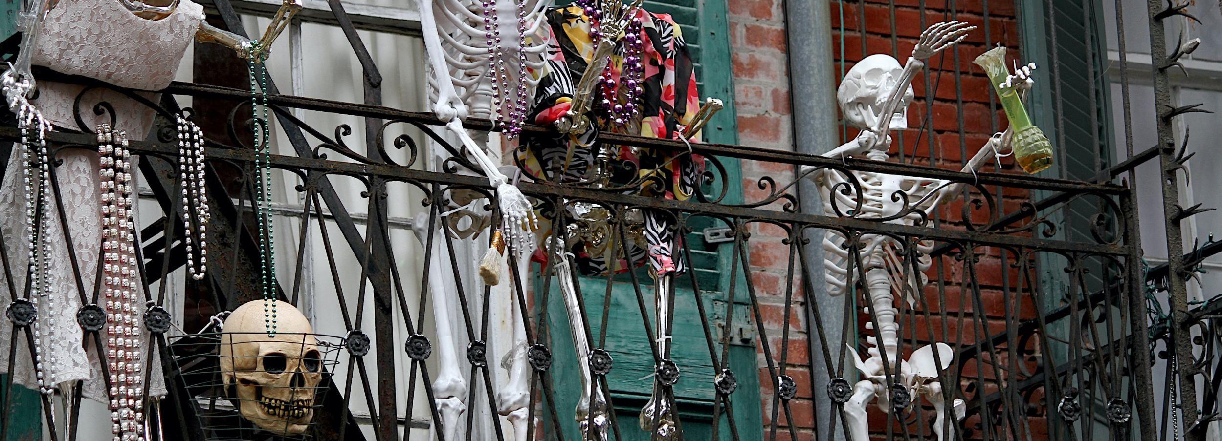 Nueva Orleans: Haunted Pub Crawl