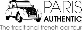 Paris Authentic 2CV Tours